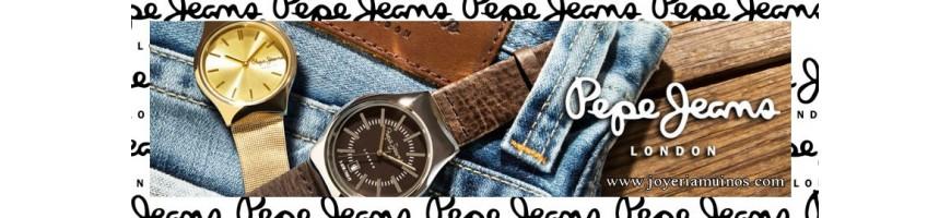 Relojes Pepe Jeans para mujer