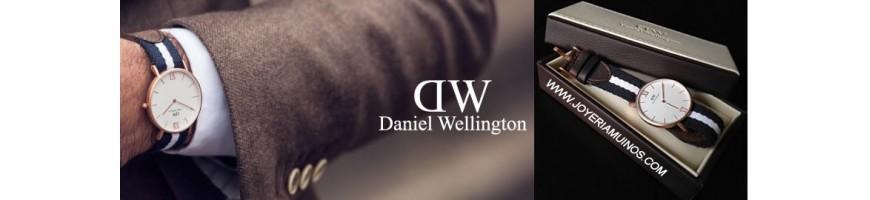 Relojes Daniel Wellington para hombre y mujer