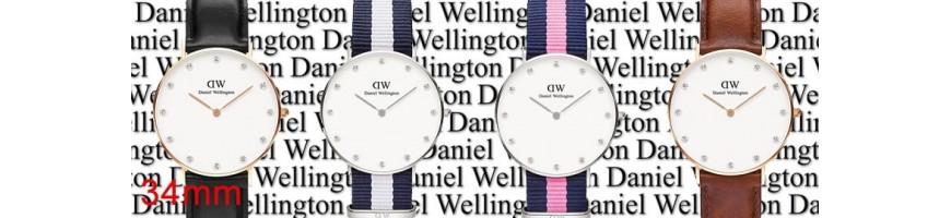Relojes Daniel Wellington Colección Classy 34mm mujer
