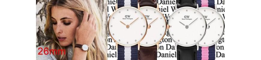Relojes Daniel Wellington colección Classy de 26mm