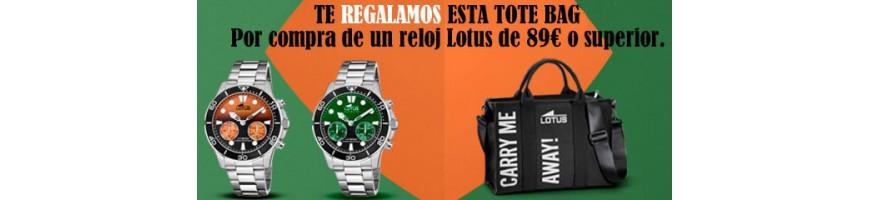 Los úlimos modelos de relojes Lotus para 2017 vintage, retro.