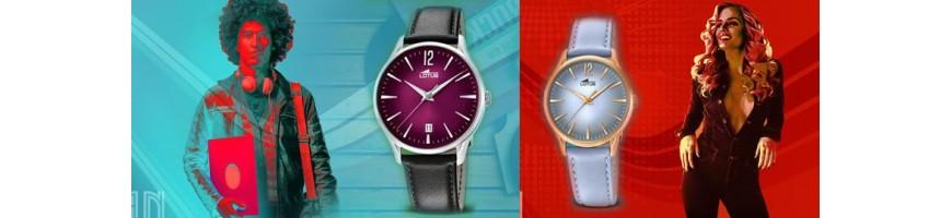 Lotus Revival. Los relojes de los años 60 ahora son tendencia mundial.