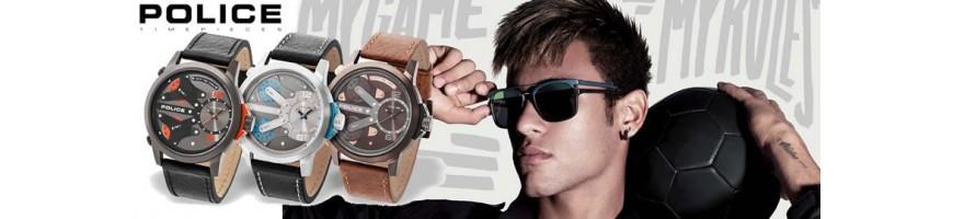 Police. Los relojes más atrevidos modernos y con carácter para hombre.
