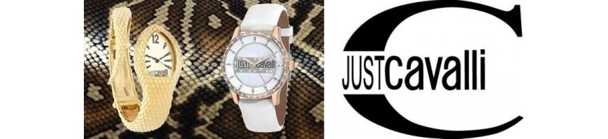 Los Relojes Just Cavalli. Moda y diseño al 50%