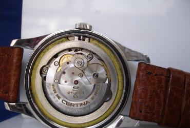 Reloj Certina 13-22 desmontaje