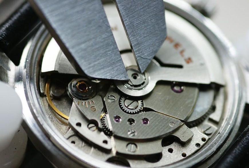 Reloj Citizen 6501 desmontaje